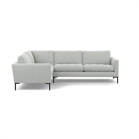 Heal's Eton Left Hand Facing Corner Sofa Melton Wool...