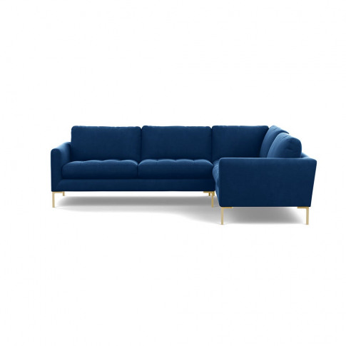 Heal's Eton Right Hand Facing Corner Sofa Velvet Pet...