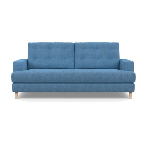Heal's Mistral 3 Seater Sofa Tejo Recycled Cobalt Na...