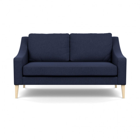 Heal's Richmond 2 Seater Sofa Smart Linen Mix Navy N...