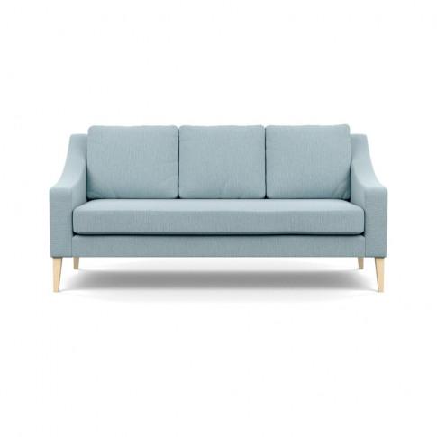 Heal's Richmond 3 Seater Sofa Smart Linen Mix Duck E...