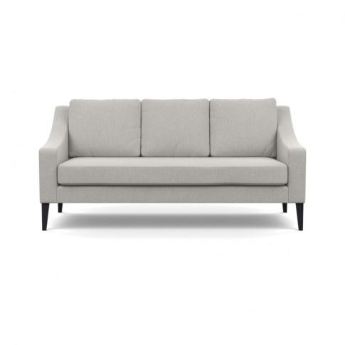 Heal's Richmond 3 Seater Sofa Smart Linen Mix Silver...
