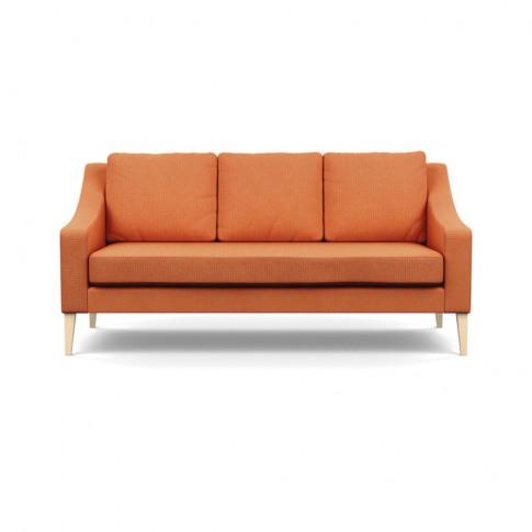 Heal's Richmond 3 Seater Sofa Tejo Recycled Zinnia Natural Ash Feet