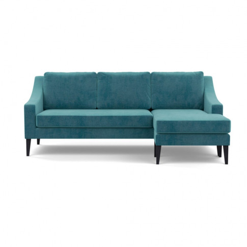 Heal's Richmond Corner Chaise Sofa Smart Luxe Velvet...