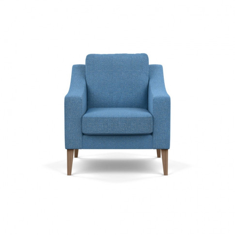Heal's Richmond Armchair Tejo Recycled Cobalt Tinted Ash