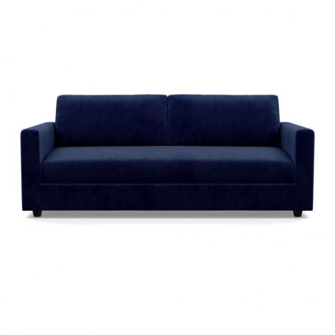 Heal's Nimbus Ii 4 Seater Sofa Smart Luxe Velvet Midnight Black Feet
