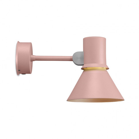 Anglepoise Type 80 Wall Light Rose Pink