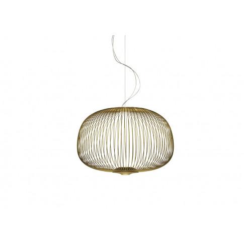 Foscarini Spokes 3 Pendant Light Gold
