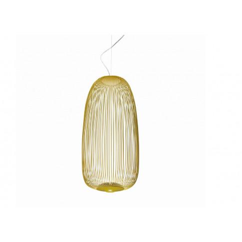 Foscarini Spokes 1 Pendant Light Gold