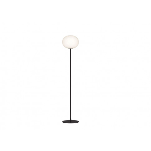 Flos Glo-Ball F2 Floor Lamp Matte Black