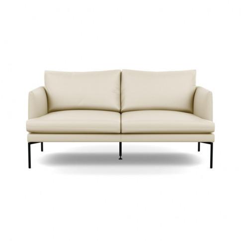 Heal's Matera 2 Seater Sofa Leather Grain Storm 006 ...