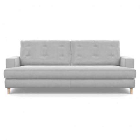 Heal's Mistral 4 Seater Sofa Velvet Platinum Natural...