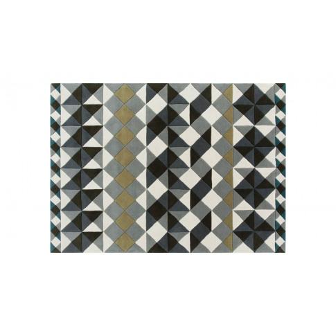 Gandia Blasco Mosaiek Hand Tufted Rug Grey 200 X 300cm
