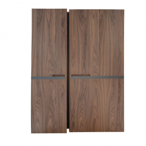 Riva 1920 Nuit Wardrobe Walnut