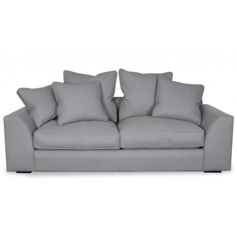 Heal's Cumulus 4 Seater Sofa In Wool Felt Wolf With ...