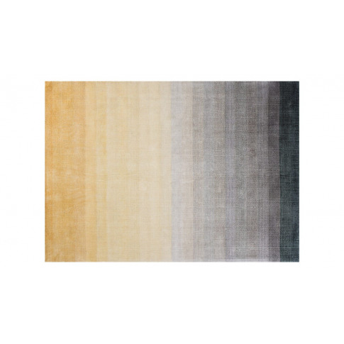 Linie Design Combination Rug Yellow
