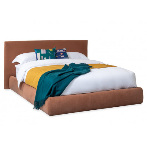 Heal's Alba Storage Bed Super King Marylebone Velvet...