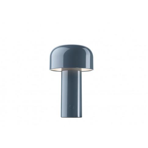 Flos Bellhop Table Lamp Grey Blue