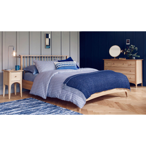 Heal's Blythe King Size Bed