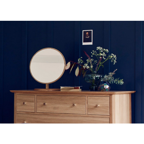 Heal's Blythe Vanity Mirror