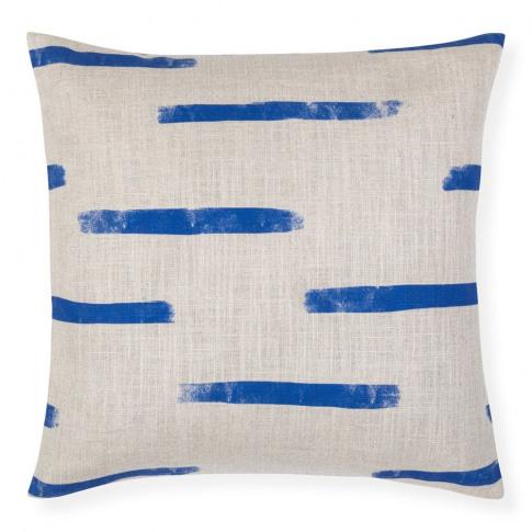 Heal's Dash Cushion Cobalt