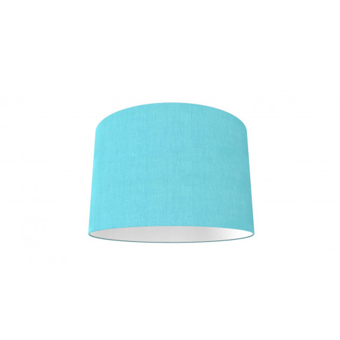 Designers Guild Brera Lino Shade Turquoise Large