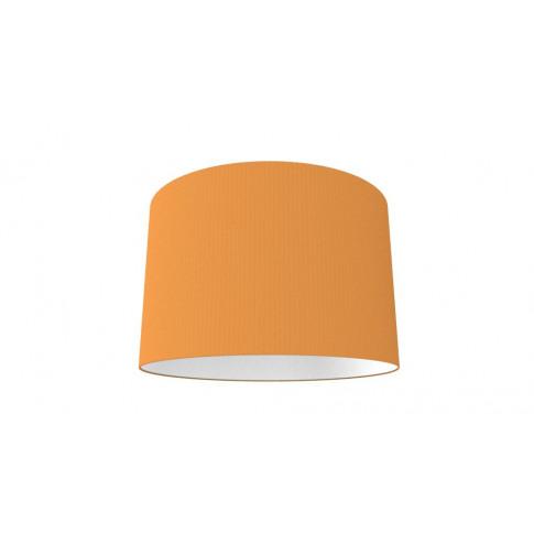 Designers Guild Brera Lino Shade Cinnemon Orange Large