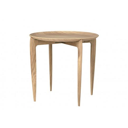 Fritz Hansen Tray Side Table Oak