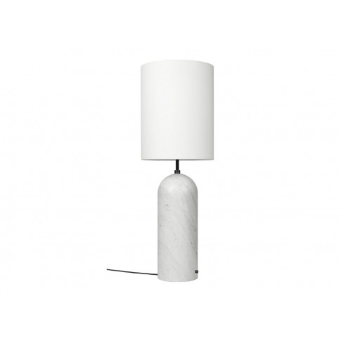 Gubi Gravity Floor Lamp Xl High White Marble Base Wh...