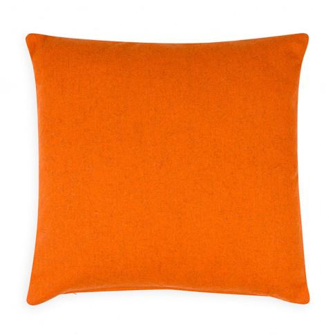 Heal's Islington Wool Cushion Rust 45 X 45cm
