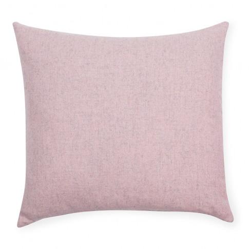 Heal's Islington Wool Cushion Blush 45 X 45cm