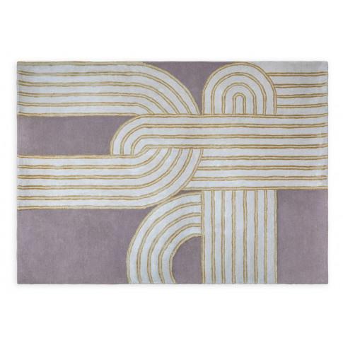 Linie Design Deco Knot Rug 170 x 240cm
