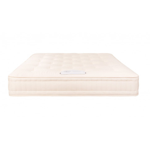 Heal's Organic Pocket 1500 Mattress Double Soft Tension