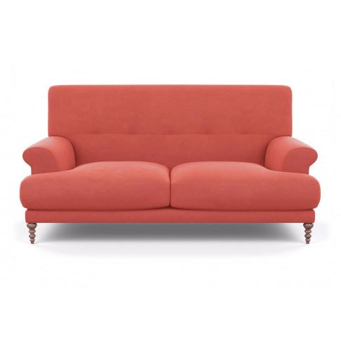 Scp Oscar 2 Seater Formal Sofa Capelo Linen-Cotton S...