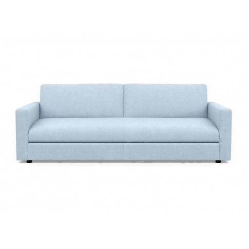 Heal's Nimbus Ii 4 Seater Sofa Tejo Recycled Noir Bl...