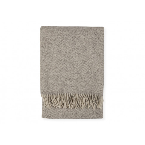 Heal's Pure Wool Throw Undyed