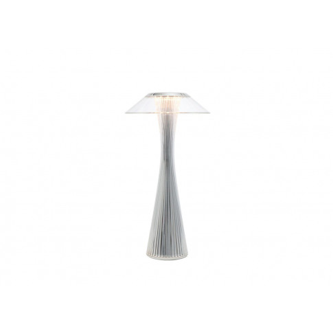 Kartell Space Table Lamp Chrome