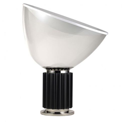 Flos Taccia Table Lamp Led Black