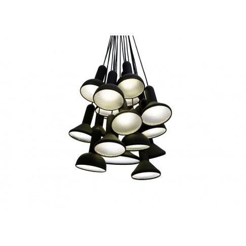 Established & Sons Torch S20 Bunch Pendant Light Black