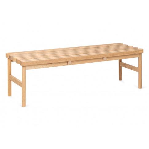 Heal's Studio Gud Twine Bench Solid Oak