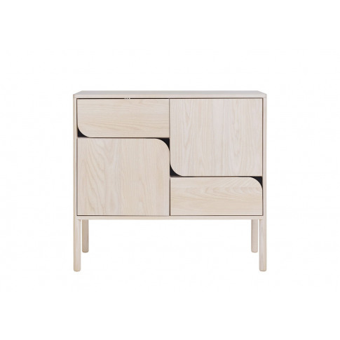 Ercol Verso High Sideboard Whitened Ash