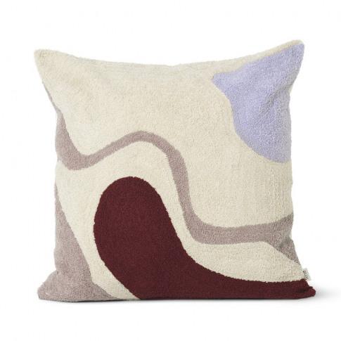 Ferm Living Vista Cushion Off White