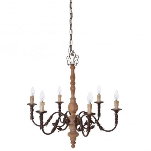 Antique French Style Paulette Chandelier