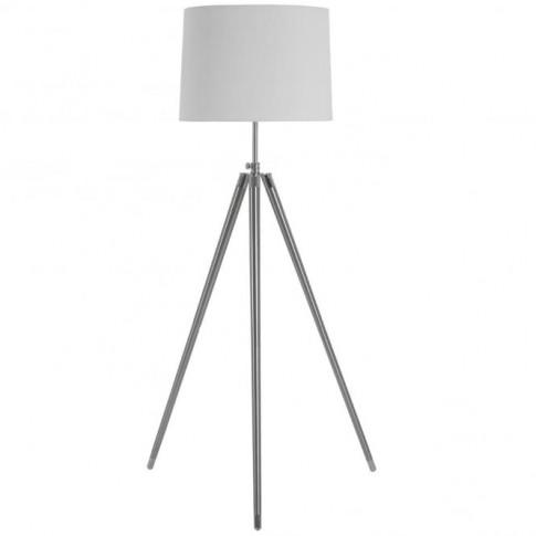 Cream Unique Floor Lamp