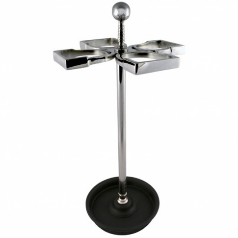 Metal Umbrella Stand - 4 Stirrups