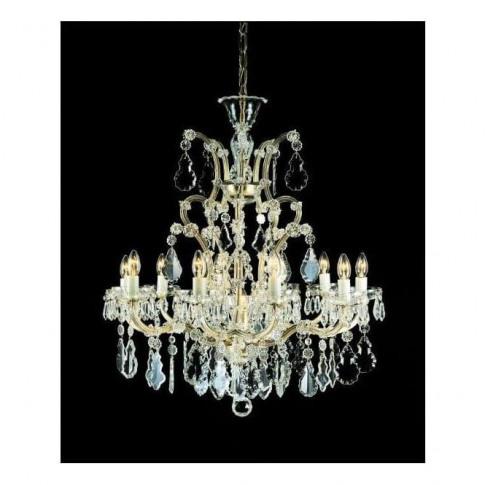 Misto Antique French Style Pendant Light 19