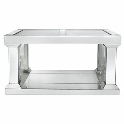 Siena Mirrored Coffee Table