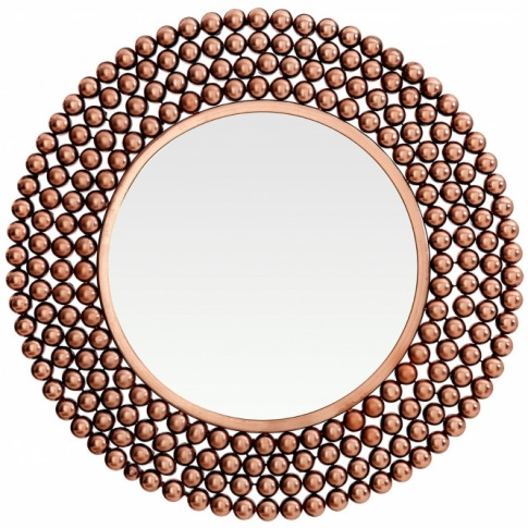 Templar Copper Wall Mirror