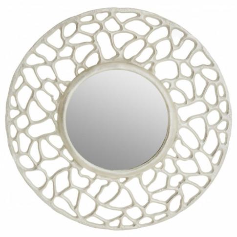 Templar Silver Wall Mirror