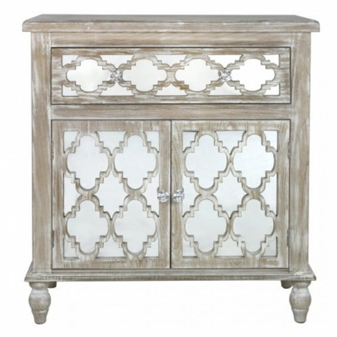 Toulon Antique French Style Cabinet